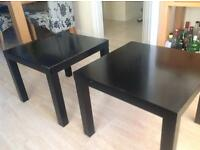 2 x Ikea Side Tables