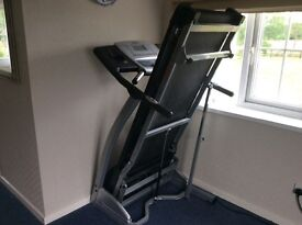 Z16 York Fitness treadmill, excellent condition