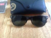 New ray bans