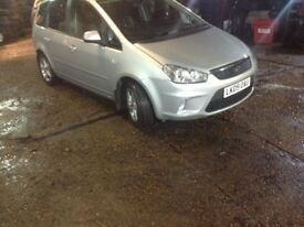 Ford C-Max 2009 model 1.6 engine serviced