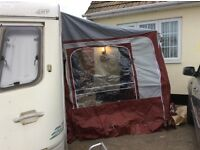 NR PISCES COMBI PORCH AWNING
