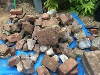 *FREE* Collection of stones ideal for garden planter or wall