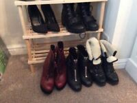 Shoes and boots ladies