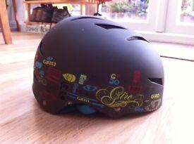 Giro biker/skater helmet