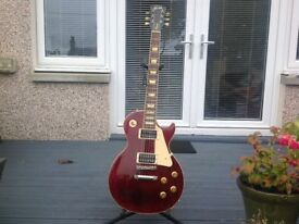 Gibson Les Paul 1960 Classic.