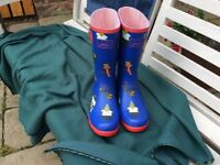 Joules wellies size 6