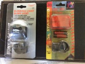 Front/Rear Bicycle Lights