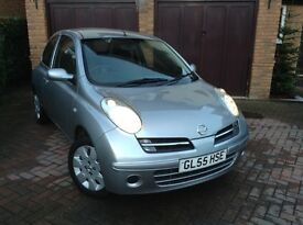 CHEAP 1.2 MICRA WITH 12 MONTHS M.O.T