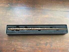 Hermione Granger wand. Official Harry Potter collectable