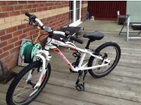 Specialized Hotrock 20w boys bike