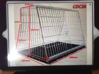 Pet world 38inch travel dog cage
