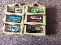 Lledo Heinz Collection promotional die cast vehicles