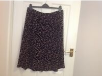 Ladies Skirt and Top.
