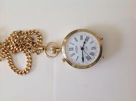 Rotary pocket watch