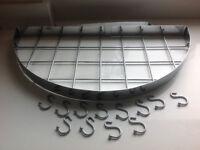 Wall Hanger for Kitchen – Pot/Pan/Utensils with 12 hooks