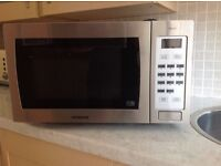 HITACHI microwave oven MSE23 silver 800W 23L