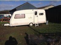 Fleetwood Colchester 2 Caravan. ( Two Berth )