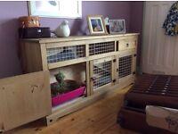 Indoor rabbit/ guinea pig house