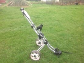 Golf Trolley (Lightweight and Compact)