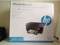 Hp office jet pro 6830 wireless printer