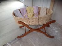 Mosses basket and stand