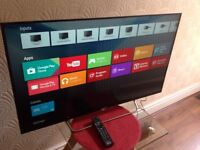 SONY 43-inch ANDROID TV SUPER SMART 3D LED TV-KD-43W805C,Freeview HD & FREESAT HD,GREAT Condition
