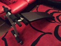 Bench press/fitness bench