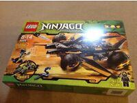 LEGO NINJAGO 9444 - Cole's Tread Assult