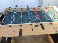 Table football, pool, hockey and more ...........