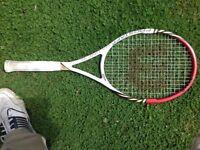 Wilson Pro Staff Six One 95 BLX tennis racket