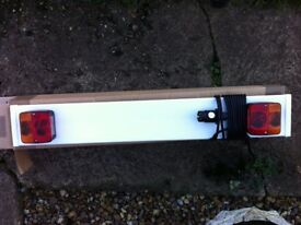 3 foot vehicle trailer board