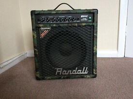Randall WH40 Combo Guitar Amp Practice Amplifier