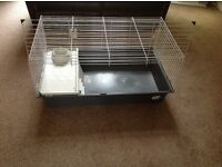 TWO INDOOR GUINEA PIGS HUTCHES FOR SALE