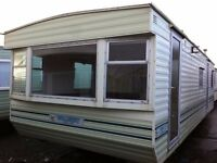 Willerby Herald FREE UK DELIVERY 28x10 2 bedrooms offsite static caravan over 100 for sale
