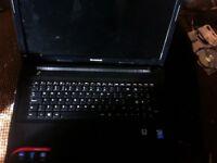 Lenovo laptop with box