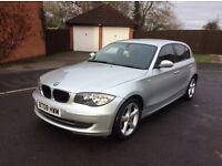 BMW 1 SERIES 118D 5 DOOR 08 2008
