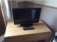 """Panasonic 22"""" LCD TV"""