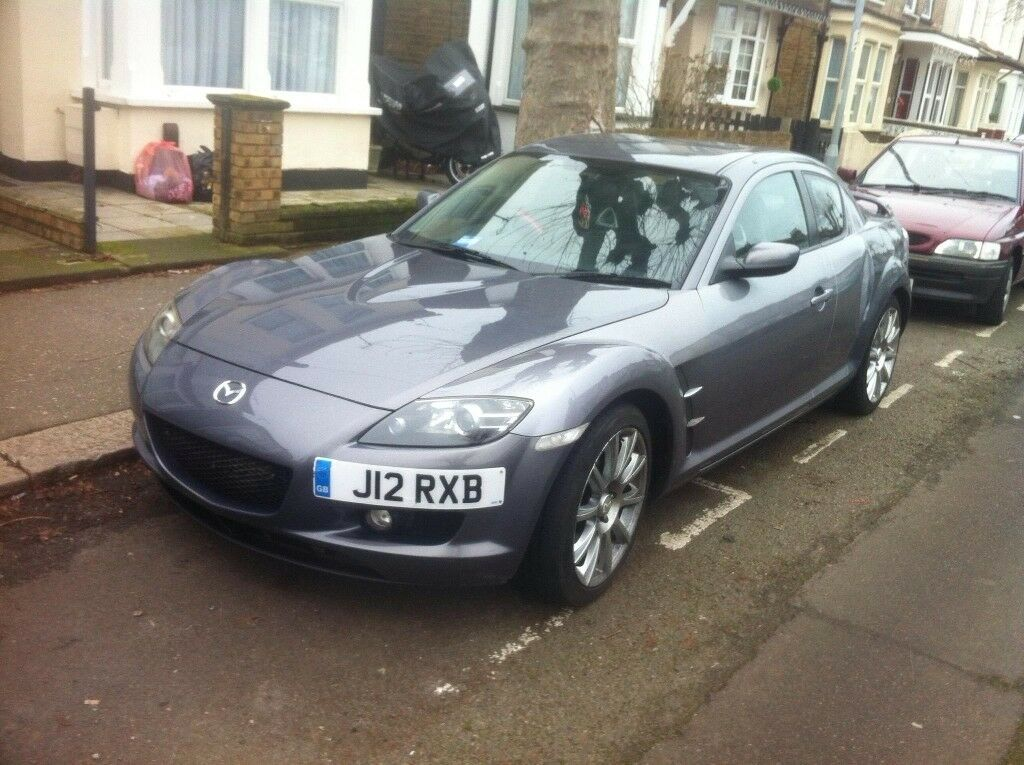mazda rx8 2005 93k private number plate sale or swap 07380649731 | in  Southend-on-Sea, Essex | Gumtree