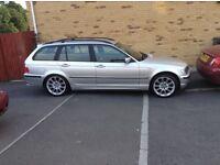 BMW 318i Tourer 03yr