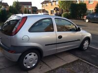 Vauxhall Corsa 1.0 Comfort three door hatchback