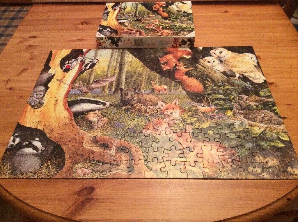 ELC Woodland Animals Jigsaw
