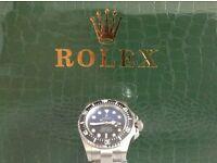 Rolex Deepsea sea dweller James Cameron