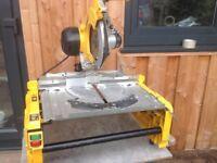 Dewalt DW743N LX Flip / Table Saw