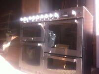 Range cooker for sale Hotpoint