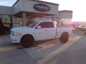 2012 RAM 1500 Sport / 4 DOOR /4X4/ NO PAYMENTS FOR 6 MONTHS !!