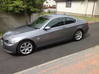 BMW 330d SE Coupe, E92 model in exceptional condition