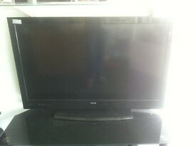 """Celcus 42"""" TV with remote"""