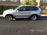 2005 x5 3.0d m sport immaculate condition bargain £4100 Ono