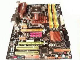 Biostar TPower I45 ATX gaming motherboard Intel® Core™2 Quad CPU Q6600