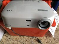 NEC VT47 LCD Projector